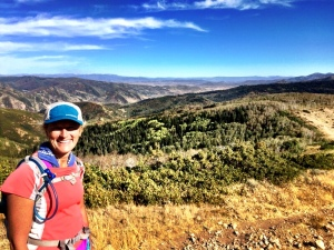 wasatch 100 running 1