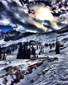 ski alta